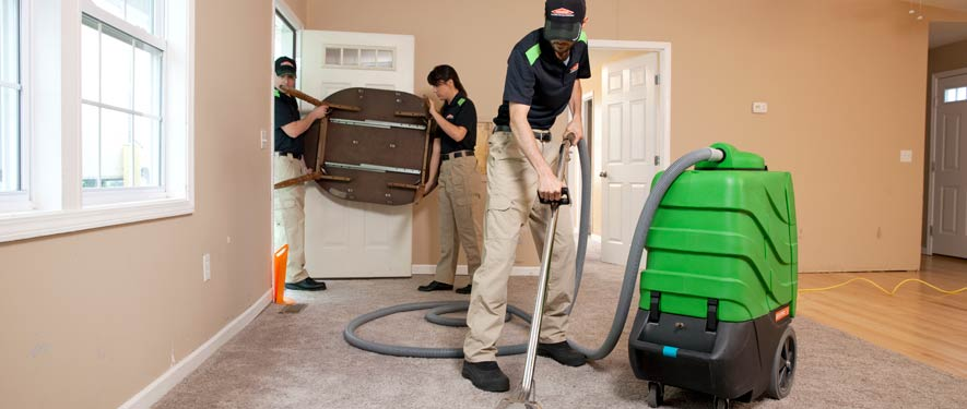 Murray, KY residential restoration cleaning